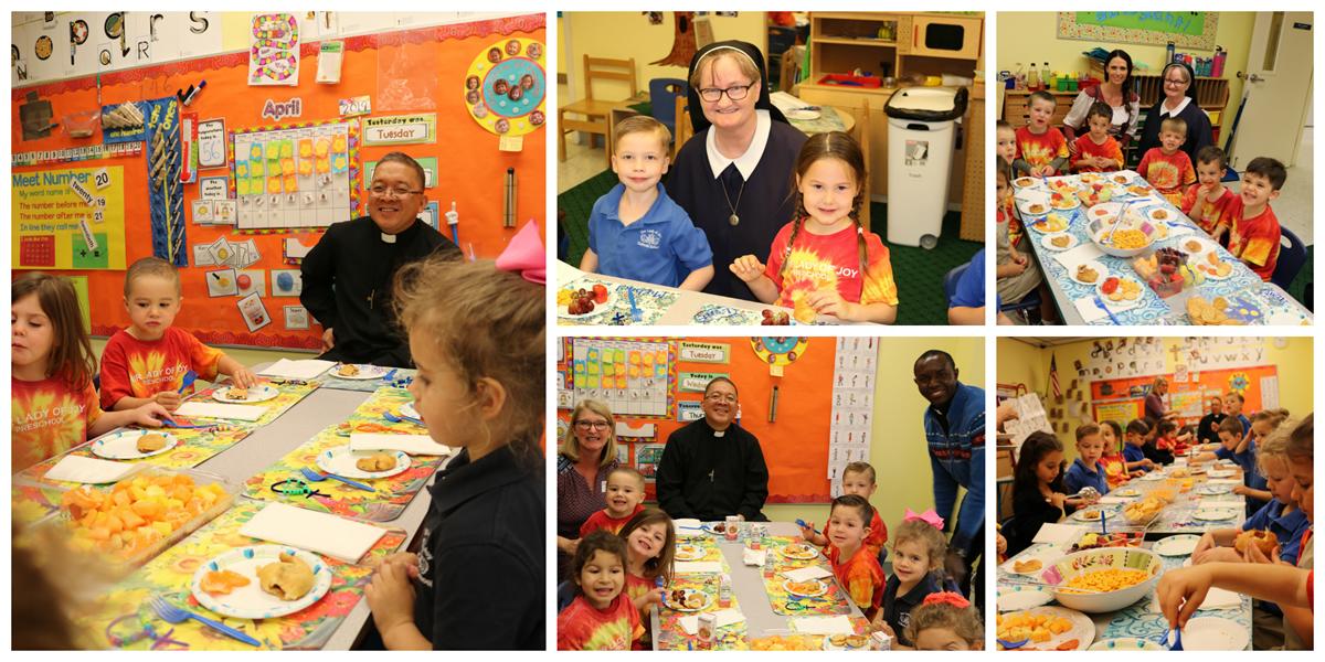 Preschool Mission Statement - Our Lady of Joy Roman Catholic Church